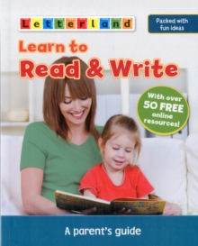 Learn to Read & Write : A Parent's Guide, Paperback / softback Book