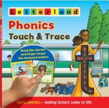 Phonics Touch & Trace, Paperback Book