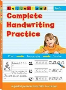 Complete Handwriting Practice, Paperback Book