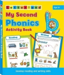 My Second Phonics Activity Book : Develop Reading and Writing Skills, Paperback Book
