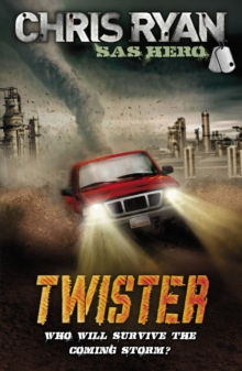 Twister, Paperback Book