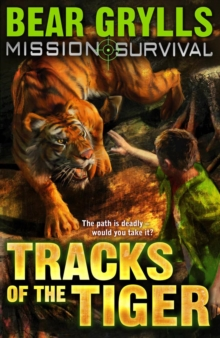 Mission Survival 4: Tracks of the Tiger, Paperback Book
