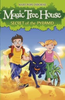 Magic Tree House 3: Secret of the Pyramid, Paperback Book