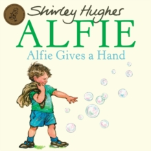 Alfie Gives a Hand, Paperback Book