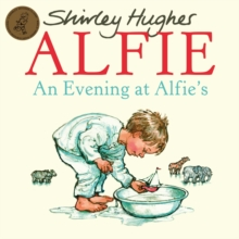 An Evening At Alfie's, Paperback Book