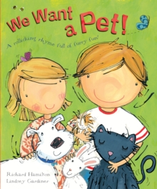 We Want a Pet!, Paperback Book