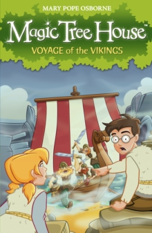 Magic Tree House 15: Voyage of the Vikings, Paperback Book