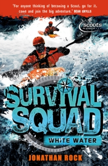 Survival Squad : Whitewater, Paperback Book