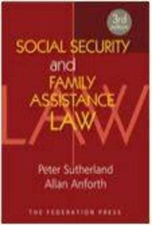 Social Security and Family Assistance Law, Paperback / softback Book
