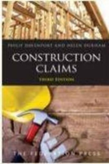 Construction Claims, Paperback / softback Book