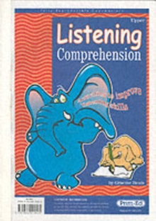 Listening Comprehension : Upper, Paperback Book
