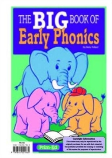 The Big Book of Early Phonics, Big book Book