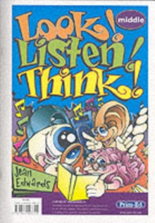 Look! Listen! Think! : Middle, Paperback Book