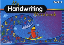 My Handwriting Workbook Book A, Paperback Book