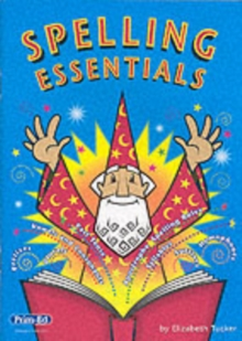 Spelling Essentials, Mixed media product Book