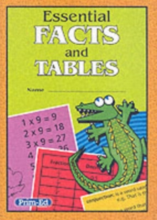 Essential Facts and Tables, Mixed media product Book