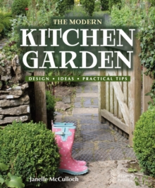 Modern Kitchen Garden: Design. Ideas. Practical Tips, Hardback Book