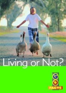 Living or Not, Paperback Book