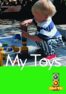 My Toys, Paperback Book