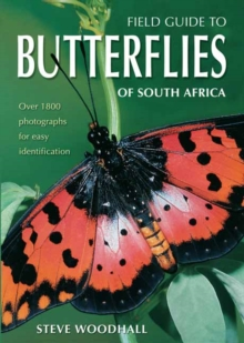 Field Guide to Butterflies of South Africa, Paperback Book