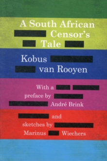 A South African Censor's Tale, Paperback / softback Book