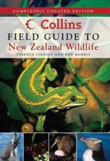 Collins Field Guide to New Zealand Wildlife, Paperback / softback Book