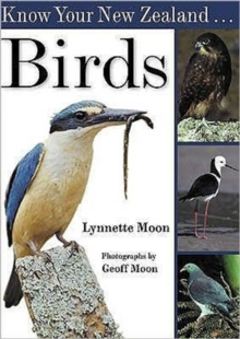 Know Your New Zealand Birds, Paperback Book