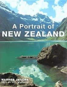 A Portrait of New Zealand, Hardback Book