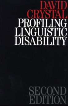 Profiling Linguistic Disability, Paperback / softback Book