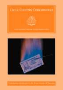 Classic Chemistry Demonstrations, Paperback / softback Book