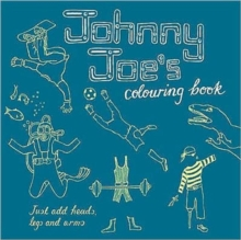 Johnny Joe's Colouring Book, Paperback Book