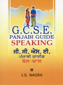 GCSE Panjabi Guide: Speaking, Paperback Book