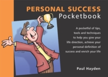 The Personal Success Pocketbook, Paperback Book