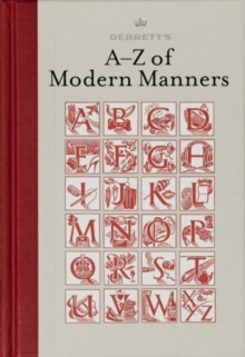 A-Z of Modern Manners, Hardback Book