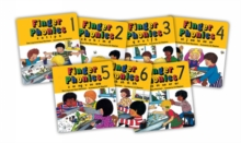 Finger Phonics books 1-7 : in Precursive Letters (BE), Board book Book