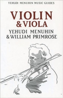 Violin and Viola, Paperback Book