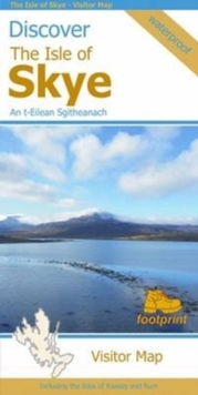 Discover the Isle of Skye : Waterproof Map, Sheet map, folded Book