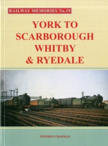 York to Scarborough, Whitby and Ryedale, Paperback Book