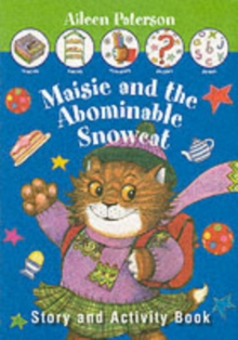 Maisie and the Abominable Snow Cat : Story and Activity Book, Paperback Book
