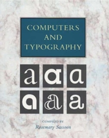 Computers and Typography, Paperback / softback Book