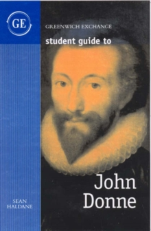 Student Guide to John Donne, Paperback / softback Book
