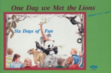 One Day We Met the Lions, Paperback / softback Book