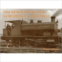Old Newtongrange, Gorebridge and Rosewell, Paperback Book