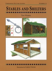 Stables and Shelters, Paperback Book