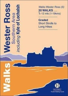 Walks Wester Ross Southern Area : Including Kyle of Lochalsh, Paperback / softback Book