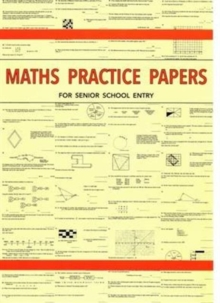 Maths Practice Papers for Senior School Entry, Paperback / softback Book