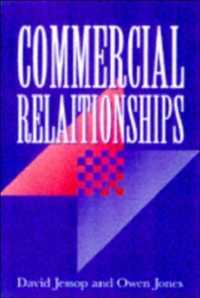 Commercial Relationships, Paperback / softback Book