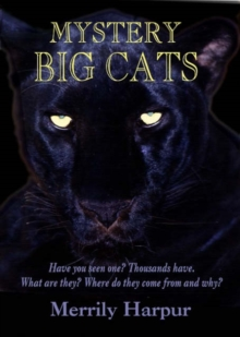Mystery Big Cats, Paperback Book