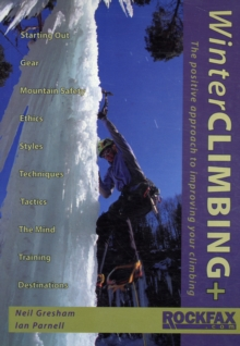 Winter Climbing+, Paperback Book