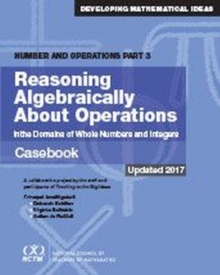REASONING ALGEBRAICALLY ABOUT OPERATIONS, Paperback Book